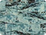 Marmor blau